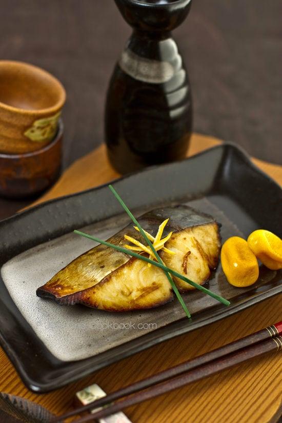 Spanish Mackerel with Yuzu II
