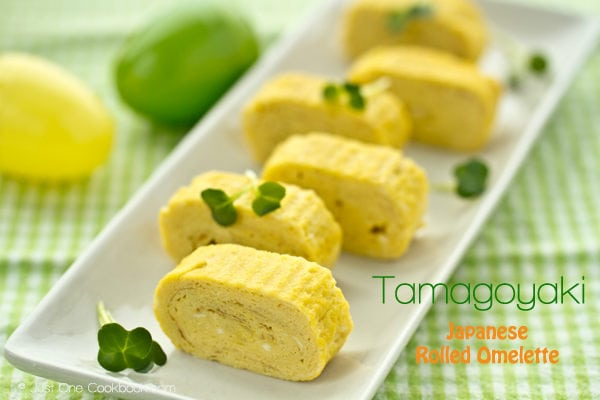 Tamagoyaki | Easy Japanese Recipes at JustOneCookbook.com