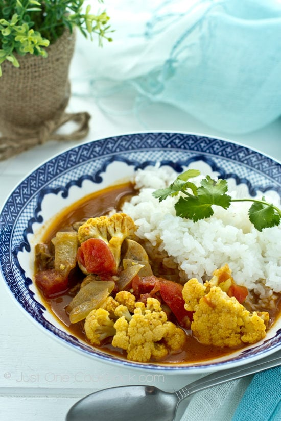 Coconut Curry II