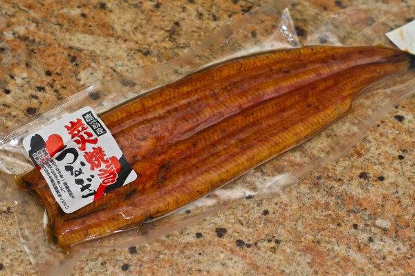 Cooked Unagi (Eel)