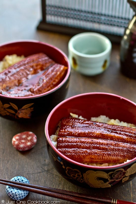 Unagi Don (Unadon) うな丼 | JustOneCookbook.com