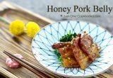 Honey Pork Belly Recipe | JustOneCookbook.com