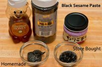 How To Make Black Sesame Paste