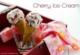 Cherry Ice Cream | JustOneCookbook.com