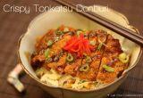 Crispy Tonkatsu Donburi