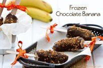 Frozen Chocolate Banana