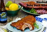 Smoked Baby Back Ribs | Just One Cookbook