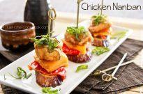 Chicken Nanban   Fried Chicken with Soy Vinegar Dressing @ JustOneCookbook.com
