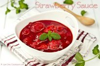 Strawberry Sauce (Strawberry Compote)