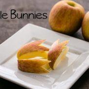 Apple Bunny   Just One Cookbook.com