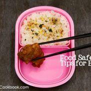 Bento 101 Food Safety Tips   Easy Japanese Recipes at JustOneCookbook.com