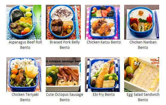Bento Menus | Easy Japanese Recipes at JustOneCookbook.com