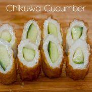 Chikuwa Cucumber | JustOneCookbook.com
