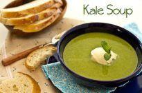 Kale Soup   JustOneCookbook.com