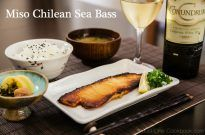 Miso Sea Bass 銀むつ味噌焼き