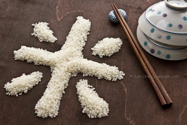 Japanese Rice | JustOneCookbook.com