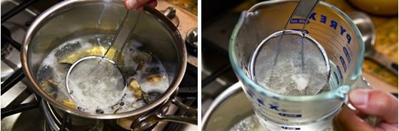 Clam Miso Soup 7