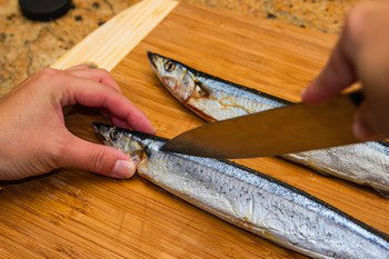 Grilled Sanma 2