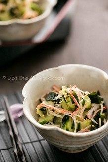 Japanese Cucumber Salad   JustOneCookbook.com