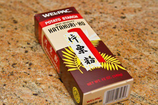 Potato Starch (Katakuriko)