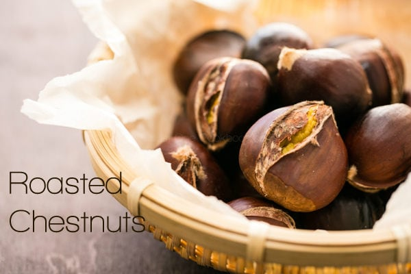 Roast Chestnuts Recipe | JustOneCookbook.com