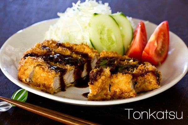 Tonkotsu pork recipe