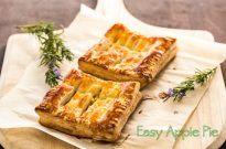 Easy Apple Pie 簡単アップルパイ