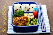 Karaage Bento   Just One Cookbook.com