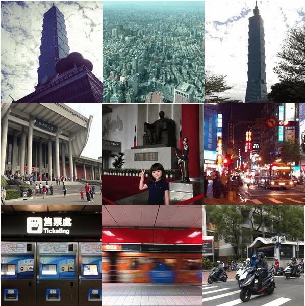 Taiwan 2012-2