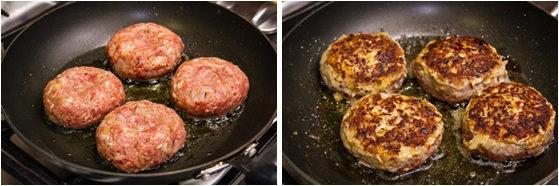 Hamburger Steak 10