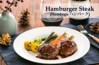 Hamburger Steak (Hambāgu) ハンバーグ