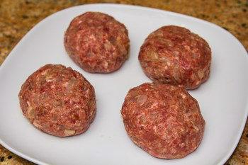 Hamburger Steak 8