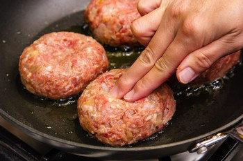 Hamburger Steak 9
