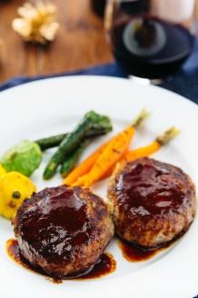 Japanese Hamburger Steak (Hambagu) ハンバーグ   Easy Japanese Recipes at JustOneCookbook.com
