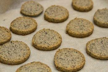 Sesame Cookies 12