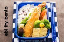 Ebi Fry Bento   JustOneCookbook.com