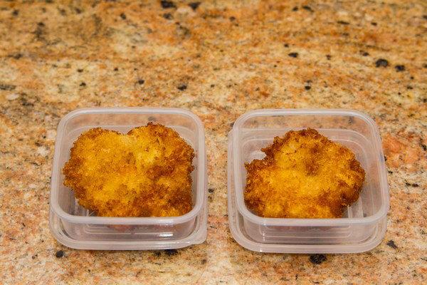 Freeze Chicken Katsu