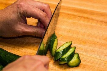 Pickled Cucumbers 3