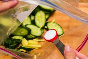Pickled Cucumbers 5