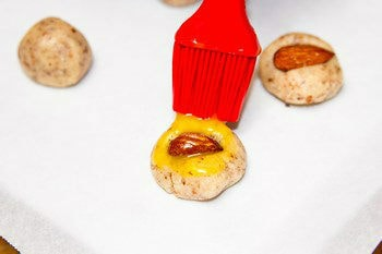 Almond Cookies 6