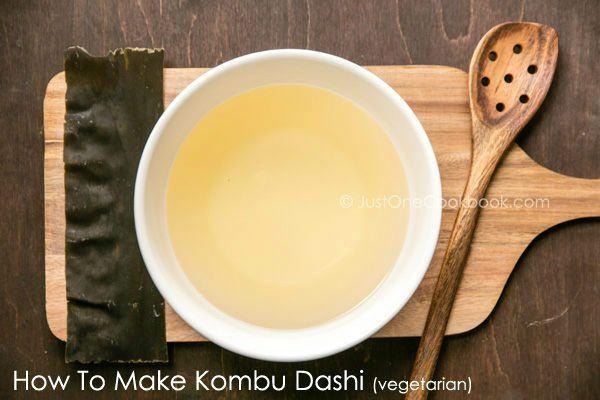 Kombu Dashi | JustOneCookbook.com