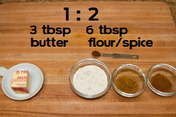 How To Make Curry Roux Ingredients