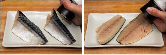 Grilled Mackerel 3