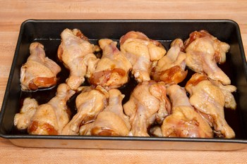 Honey Soy Sauce Chicken 5