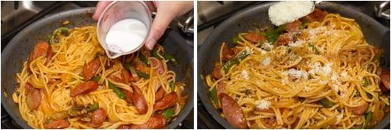 Ketchup Spaghetti 9
