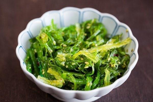 Restaurant Seaweed Salad