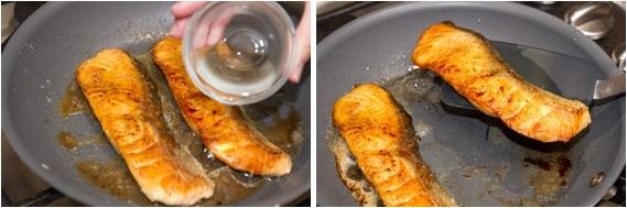 Teriyaki Salmon 5