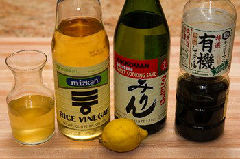 Ponzu Sauce Ingredients