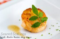Seared Scallops | JustOneCookbook.com