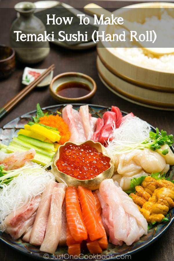 Hand Roll (Temaki) Recipes — Dishmaps
